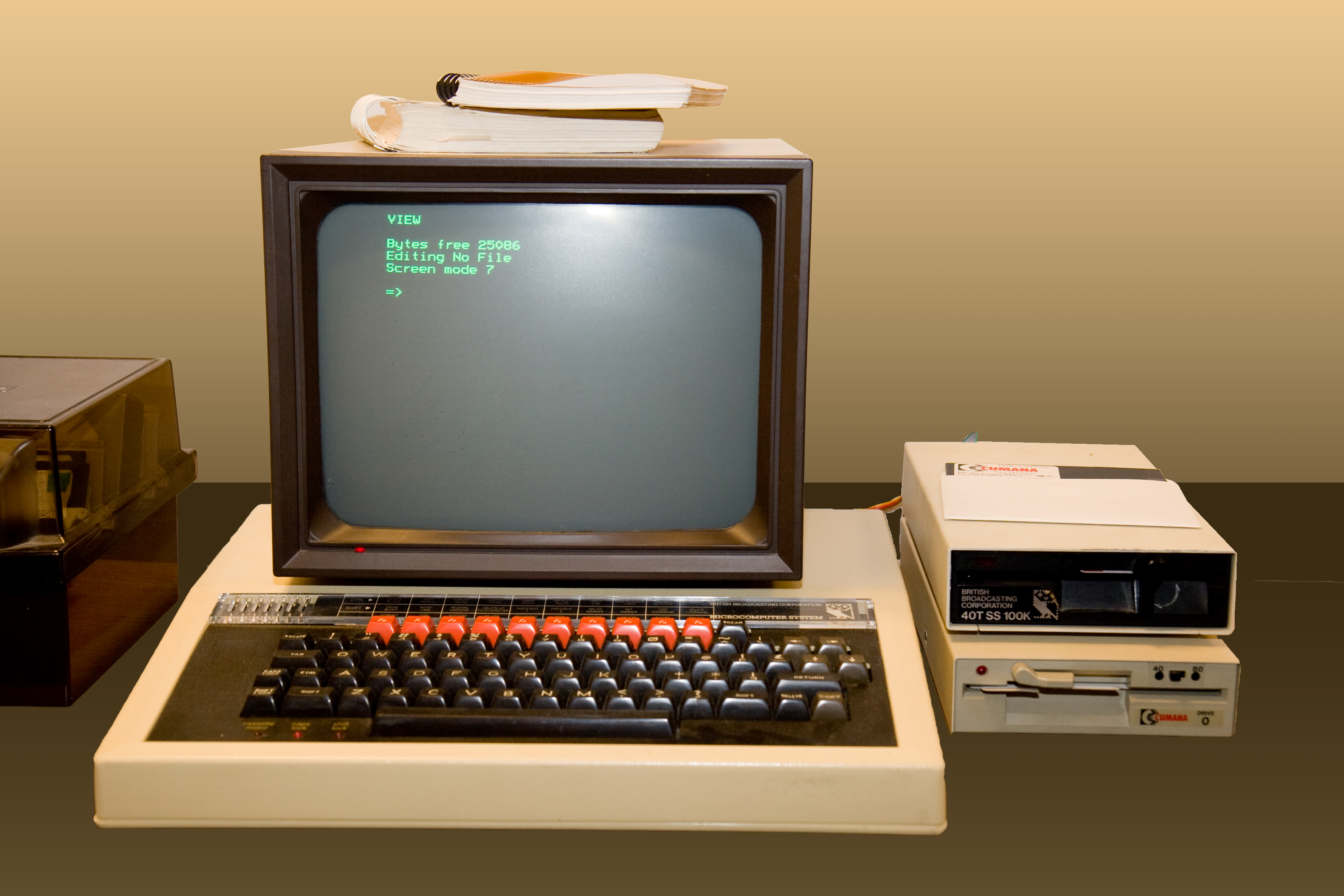Image result for 1980s acorn computer